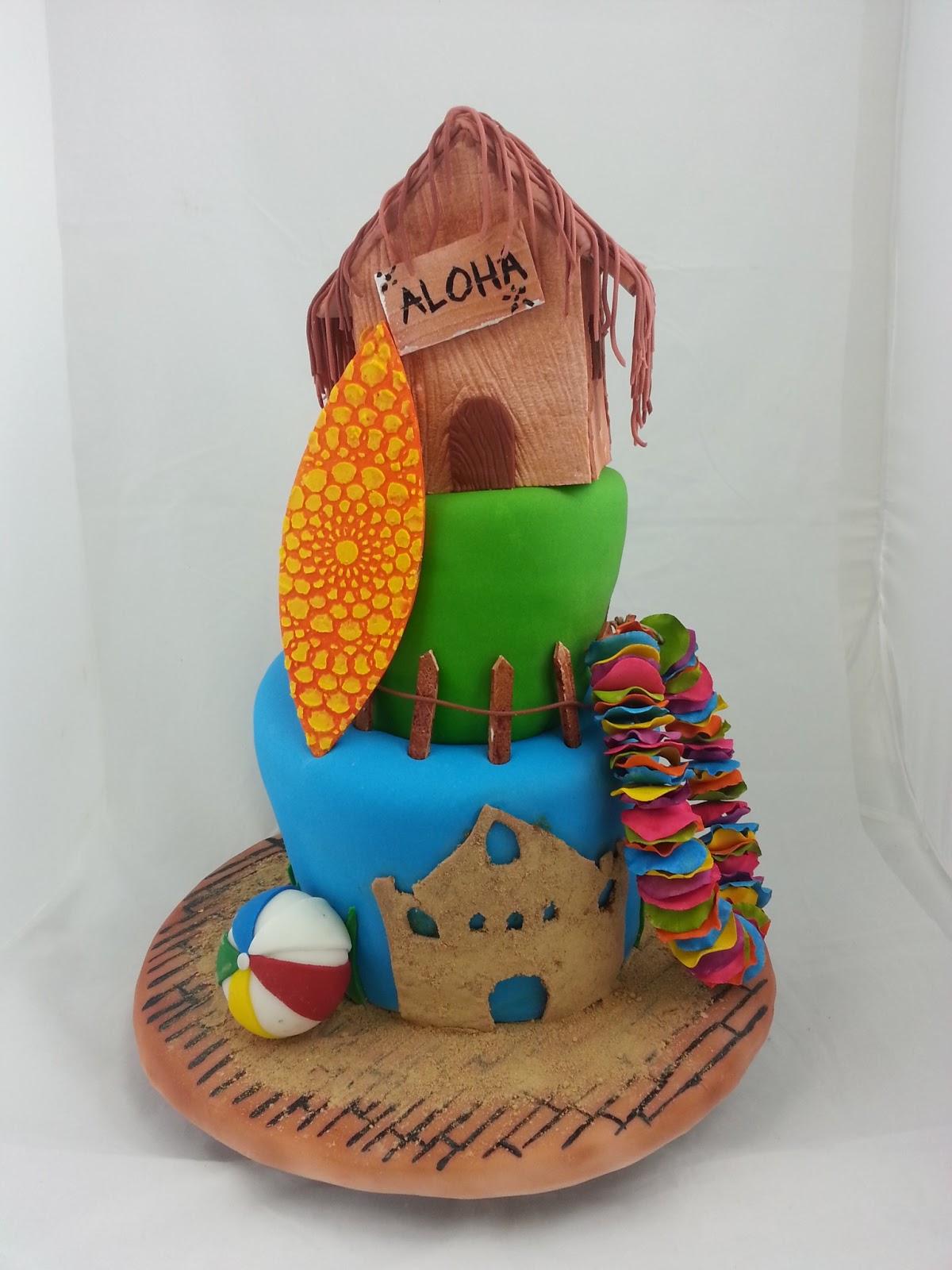 The Orange Apron Cakery: Custom Cakes