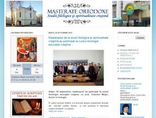 Blogul programului de masterat Studii filologice și spiritualitate creștină cba89d0629e7a