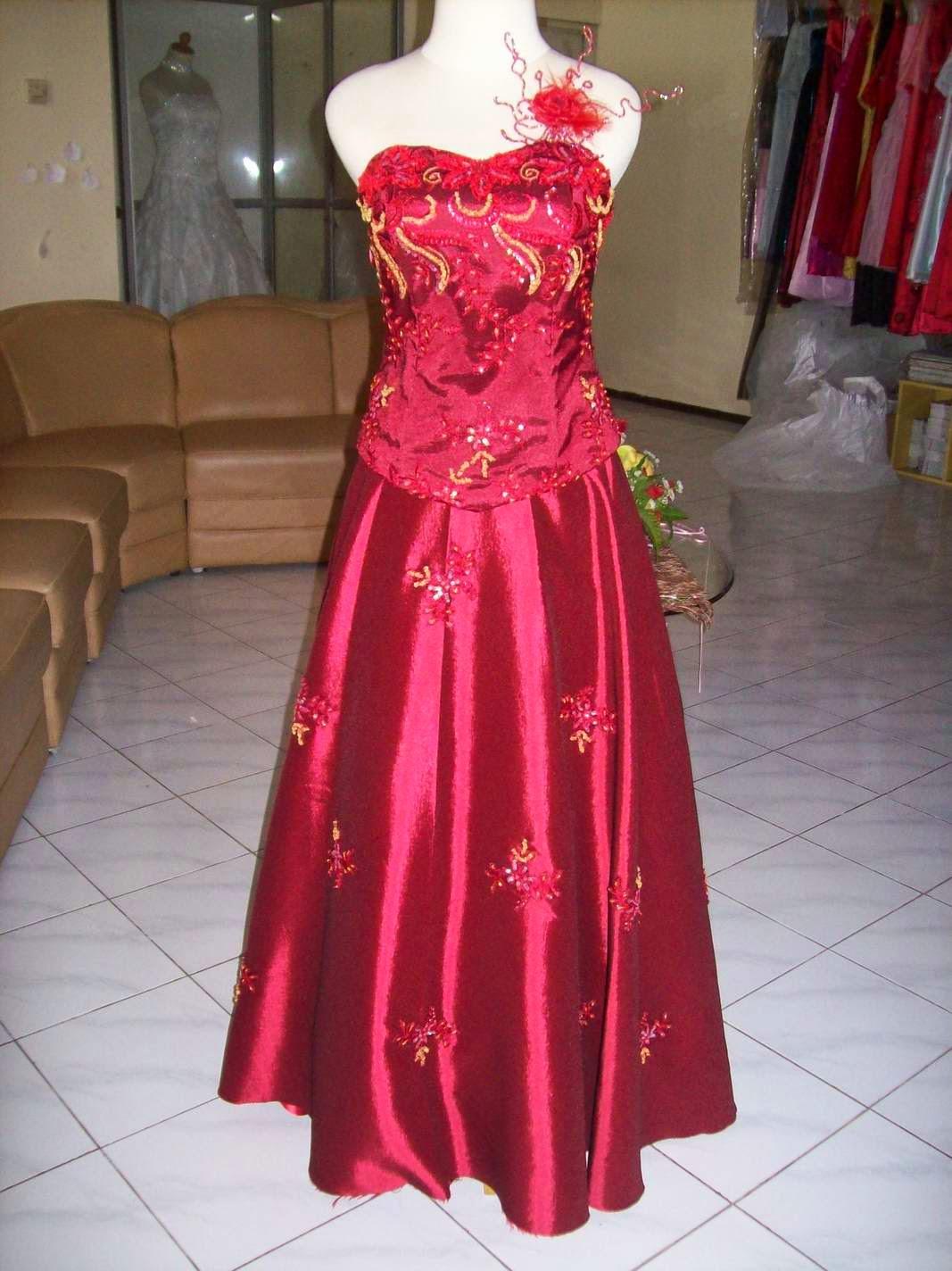 Model gaun cantik trend masa kini Gaya Masa Kini Terbaru