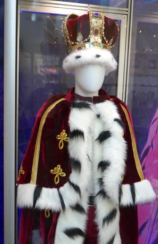 Freddie Mercury Bohemian Rhapsody regal costume