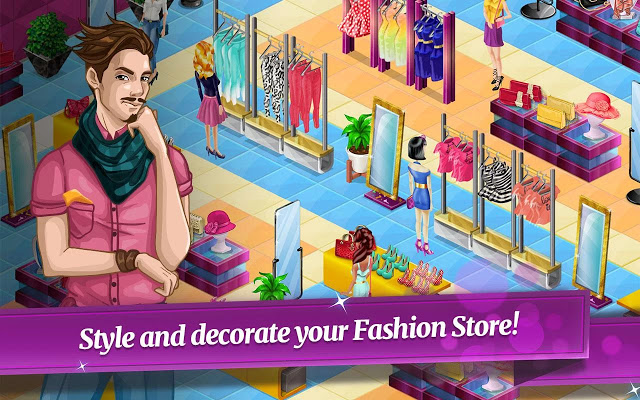 Fashion City 2 Mod Apk