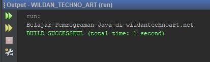 Contoh penggunaan join String pada Java