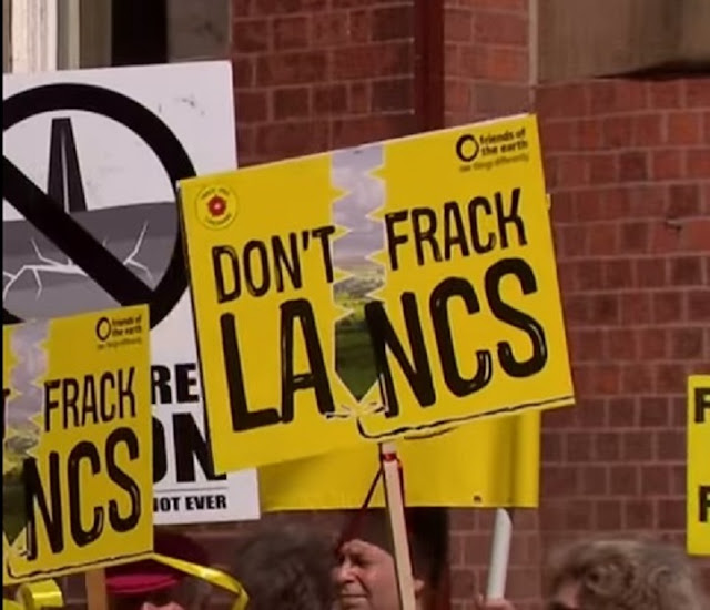 No To Fracking