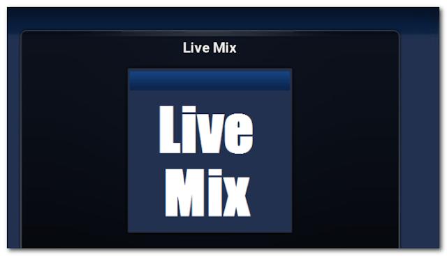 Live Mix Addon