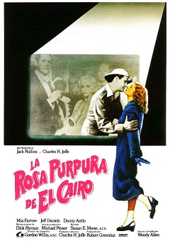 Filme A Rosa Púrpura do Cairo 1985 Torrent