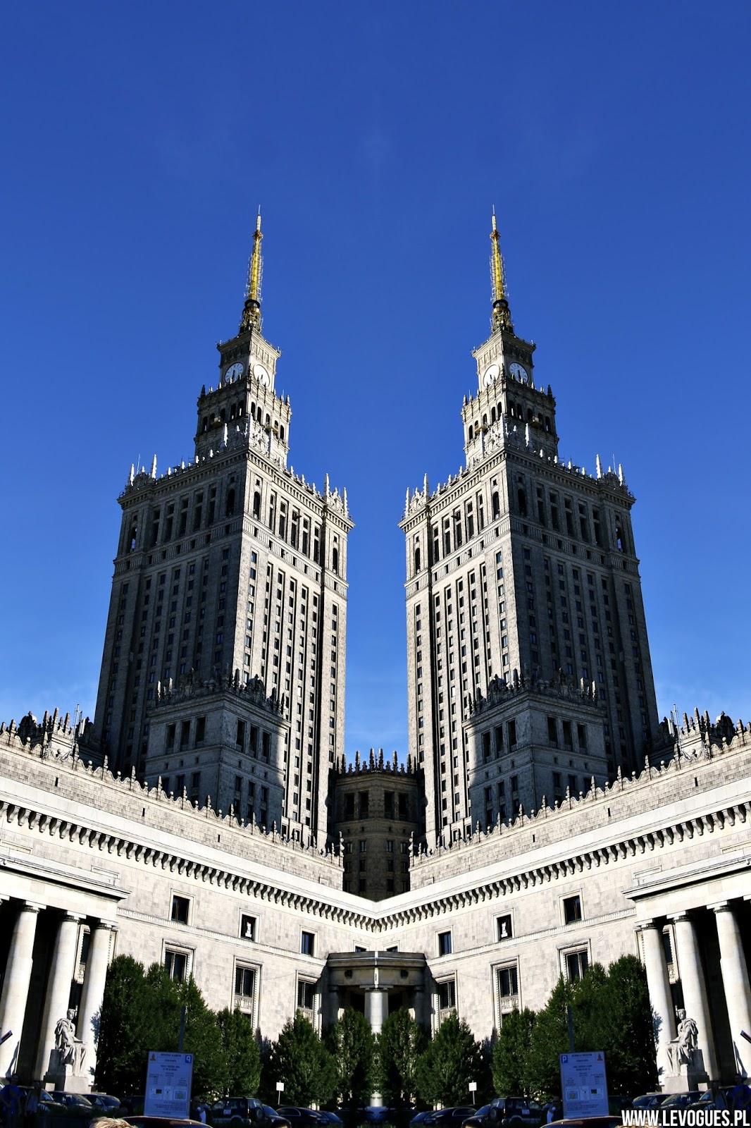 co warto zobaczyć w Warszawie pałac kultury i nauki