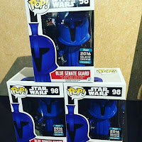 Funko Pop! Blue Senate Guard