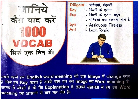 1000 Vocabulary Words by Lalit Kumar PDF Download