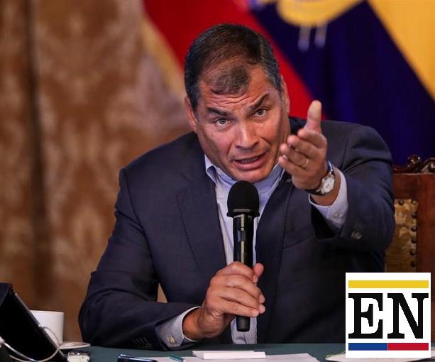 rafael correa delgado presidente ecuador