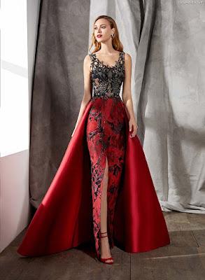 Vestidos para bodas largos