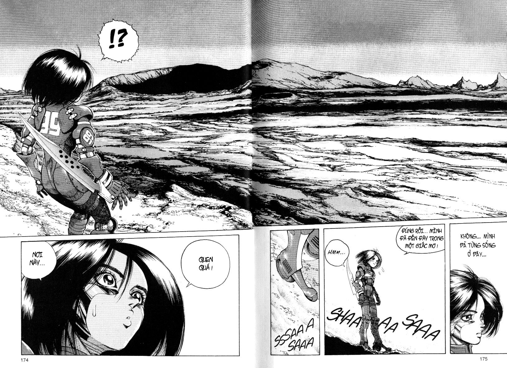 Battle Angel Alita chapter 22 trang 18