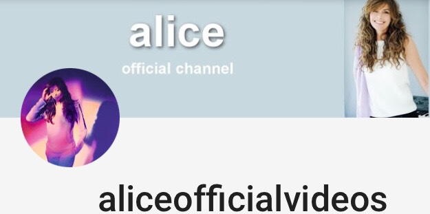 Alice Official Channel