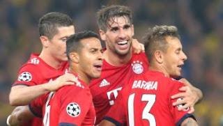 AEK Athens vs Bayern Munich 0-2