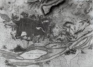 خريطة القاهرة عام 1800