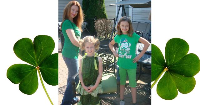 How we Rock St Patrick's Day & Giveaway, family, march, 2019, holidays