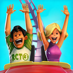 تحميل لعبة RollerCoaster Tycoon Touch