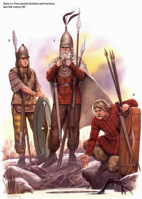 Gallic & Celtic Warbands picture 8