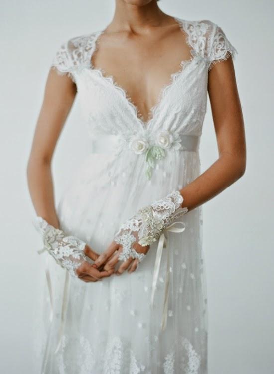 Claire pettibone 2014 wedding dresses collection part 2 for Wedding dresses eau claire wi