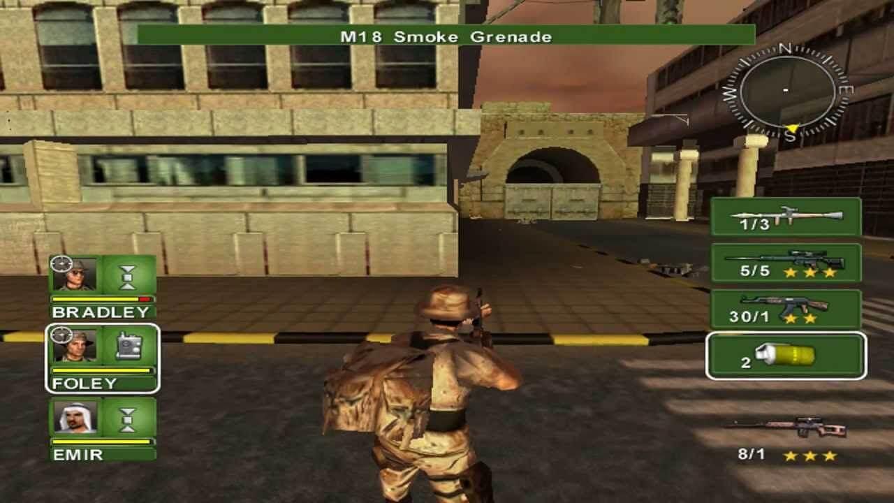 تحميل لعبة عاصفة الصحراء Conflict Desert Storm 2