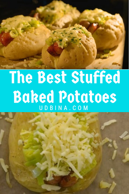 The Best Stuffed Baked Potatoes