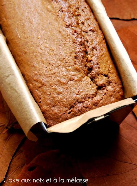 Cake Aux Noix De Clea