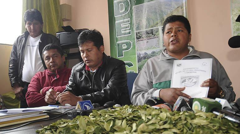 Gutiérrez seguirá al frente de ADEPCOCA / ANF ARCHIVO