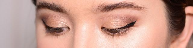 cle de peau golden lace face eye look swatches photos review