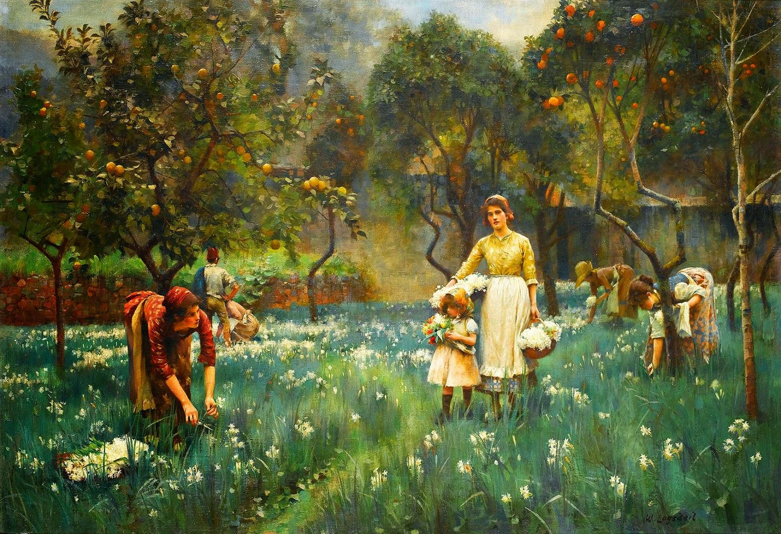 Victorian British Painting William Logsdail
