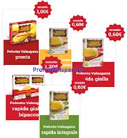 Logo Polenta Valsugana: stampa fino a 12€ in buoni sconto