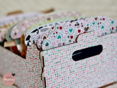Das Material- Chaos in deinem Nähzimmer lichten? Nutz Wickelkarten!