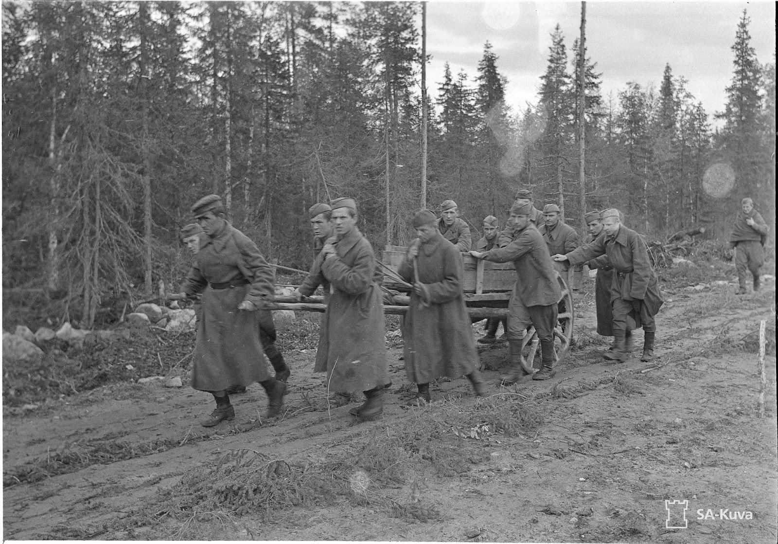 Suomalaiset Sotavangit
