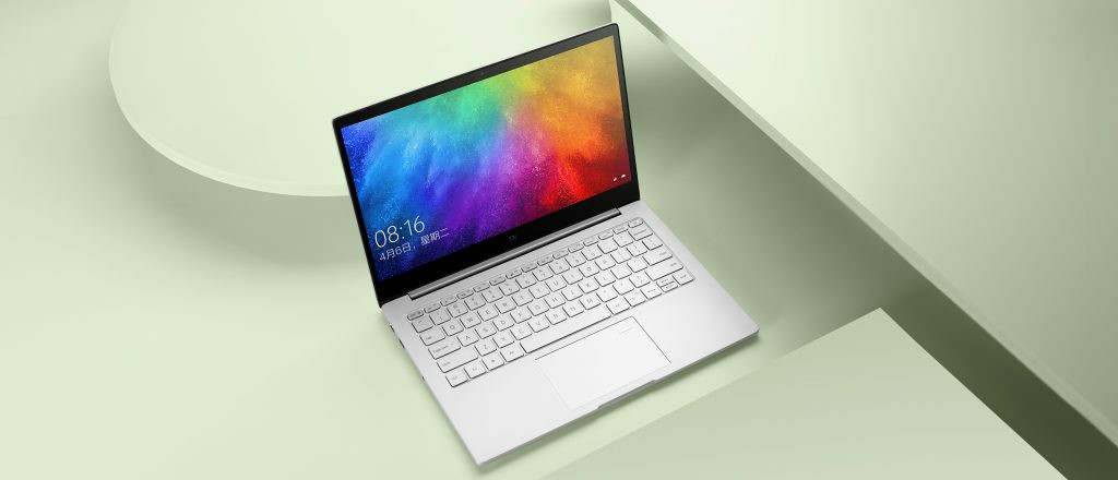 new xiaomi mi notebook air with intel core i3
