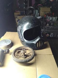 Dijual Helm Cakil Retro Jadoel Tenan