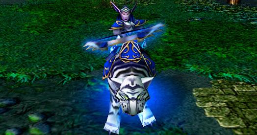 Priestess of the Moon | Mirana Nightshade DotA 1 | DotA Allstars