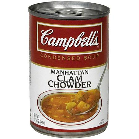 Marc Jacobs Weight Loss Journal Campbell S Manhattan Clam Chowder