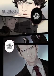 """Review de """"Sherlock: El banquero ciego"""" de Jay [Norma Editorial]"""