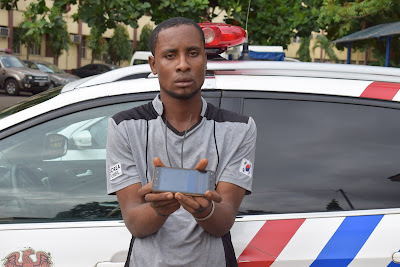 How We Rob People In Lagos Traffic – Suspect