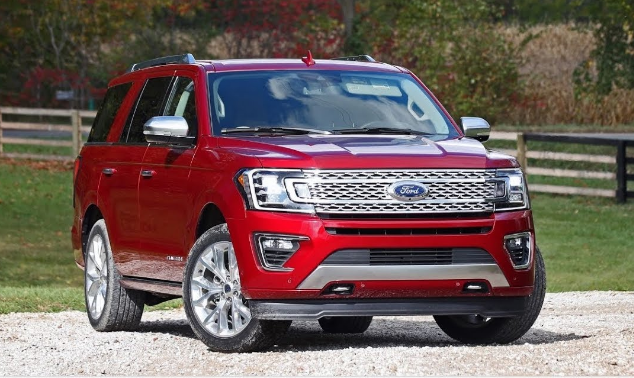 2018 Ford Expedition 4x4 Review
