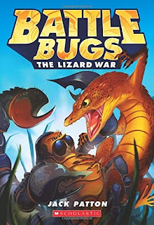 Battle Bugs: The Lizard War