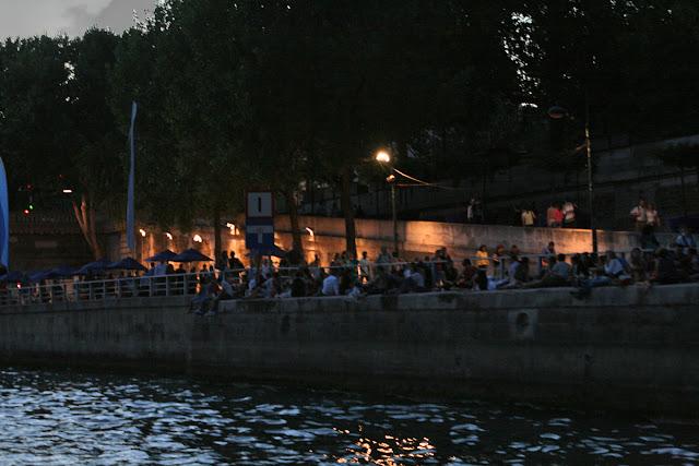 Quai des Grands Augustins. Seine. Paris. Набережная Гран Огюстен. Сена. Париж.