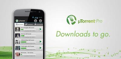 Download μTorrent® Pro - Torrent App Apk v3.28