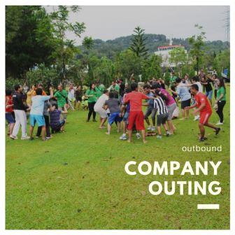 Company Outing Puncak Bogor / Gathering Peusahaan