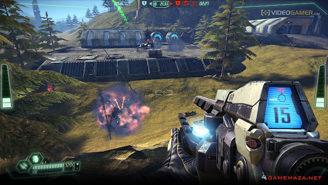 Tribes Ascend Gameplay Screenshot 2