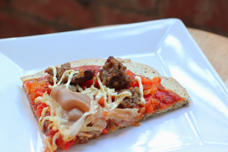 PALEO PIZZA DOUGH