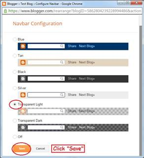 3 Different Ways To Hide or Remove Blogger Navbar