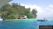 Eco Resort di Pulau Macan - Day 1