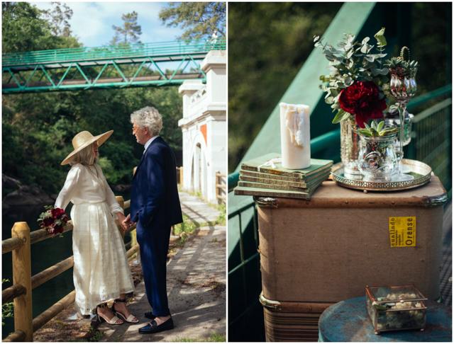 pareja madura boda segundas nupcias 50  25 40 aniversario