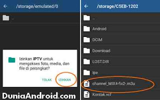 playlist m3u channel tv iptv