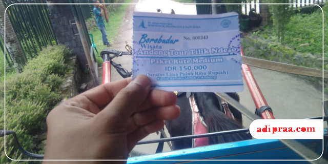 Tiket Kereta Andong | adipraa.com