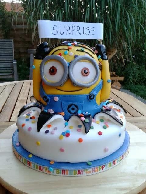 Dream Color Cakes Papagei Kuchen Minion Torte Ciasto Papugowe